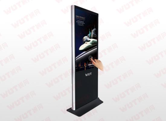 立式触摸海报机WOT-SVE5501-T