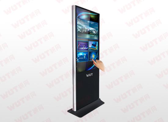 立式触摸海报机WOT-SVE6501-T